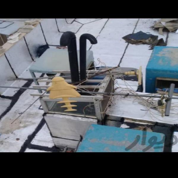 ایزو گام گیرگونی آسفالت در تمام نقاط تهران پونک