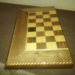 تخته شطرنج چوب گردو
