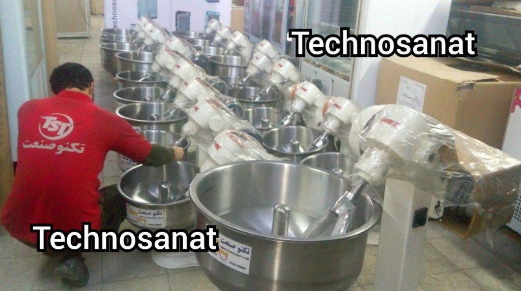 خمیر گیر خمیرگیر استیل تکنوصنعت