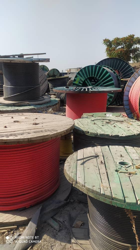 فروش تخصصی کابل های فشار قوی  در تهران