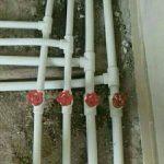 لولهکشی آب و فاضلاب تاسیسات  و بنایی تشخیص تر کیده گی و نم
