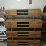 مبلمان راحتی صنایع چوبی سارینا با بهترین کیفیت و رنگهای مختلف