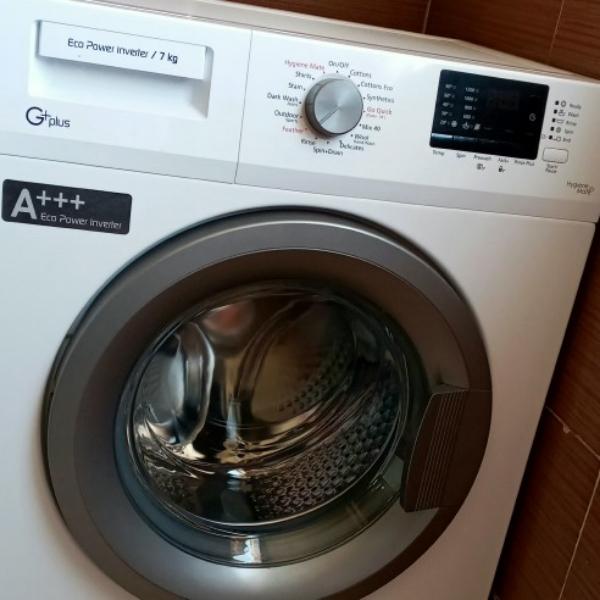 ماشین لباسشویی اتوماتیک جدید