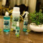 مایع ضدعفونی کننده  بدون الکل