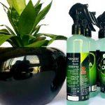 محلول ضدعفونی کننده دست گیاهی