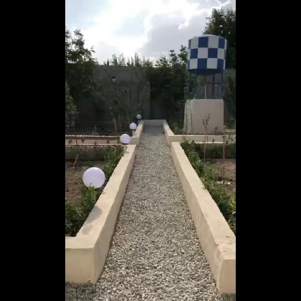 باغ ویلا ۴۰۰ متر سند دار