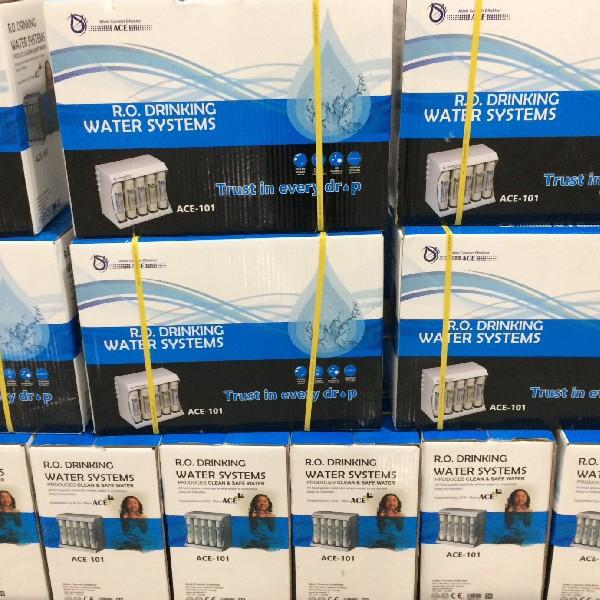 فروش عمده و تکی انواع دستگاههای تصفیه آب
