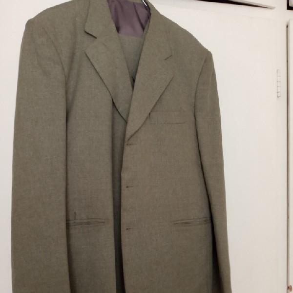 کت و شلوار و جلیقه نو فوری فوری فروشی سایز ۵۰نونو