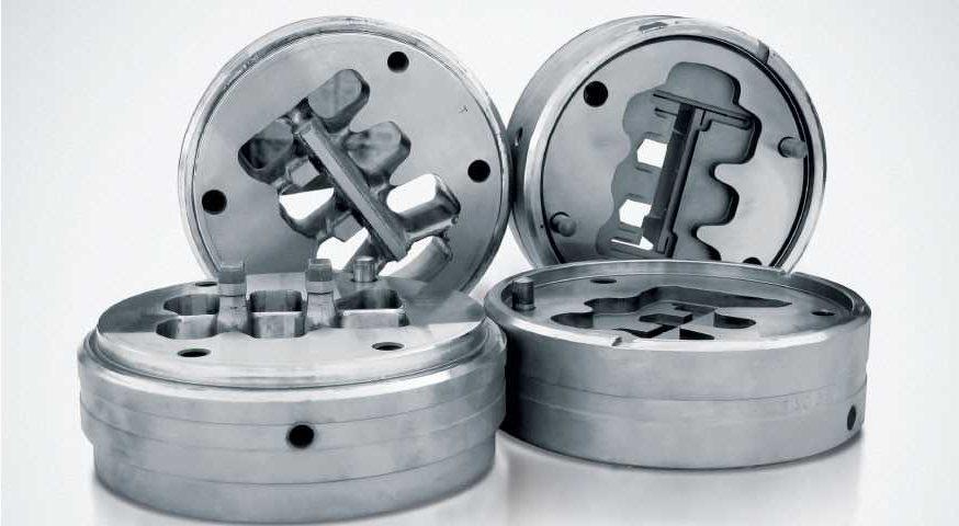 طراحی و ساخت قالب اکستروژن آلومینیوم و تولید پروفیل الومینیوم