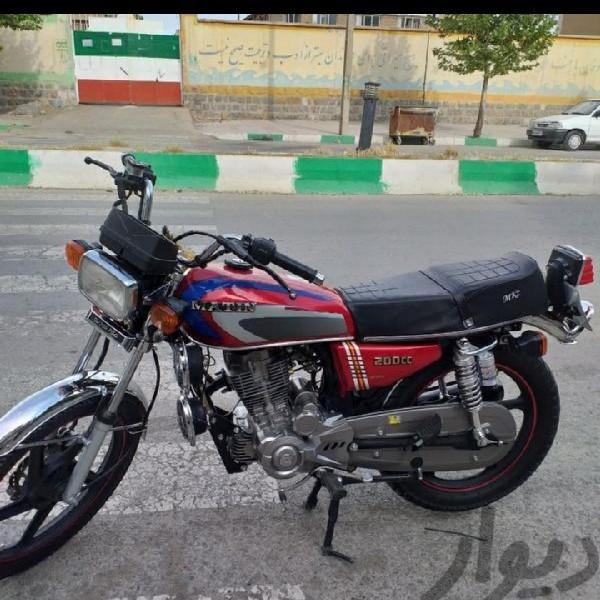 موتور متین ۲۰۰