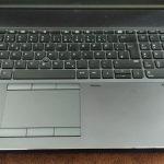 HP workstation ZBOOK G3 17 inch