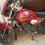 موتور سیکلت TVS HLX 150